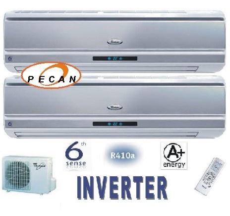 Split 2x1 Inverter